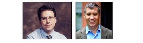 Stephen Glass y Adam Penenberg